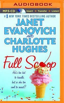 Full Scoop by Janet Ivanovich Unabridged 7 CD Book (English)