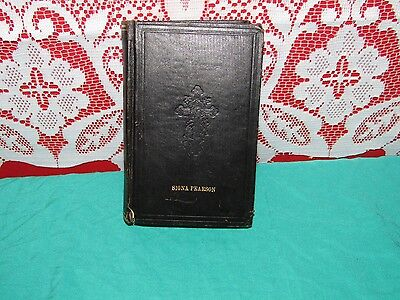 Vintage Swedish Bible 1878 Bibeln Eller Den Heliga Skrift Old & New Testament