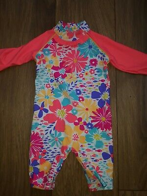 TU baby UV-Sunsafe-Suit-Swim  Sun suit 9 - 12 months