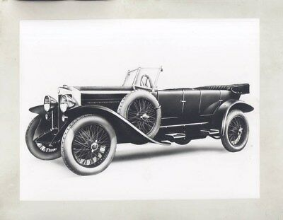 1922 1924 Fiat 519S ORIGINAL Factory Photograph wy3727