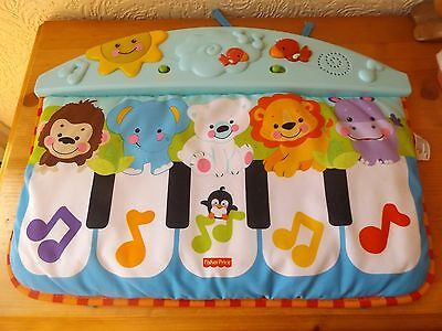Fisher Price Musical Cot Bumper With Lights.
