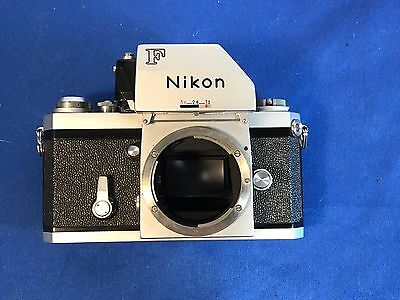 Nikon F Body #6966286 FTN Photomic Viewfinder