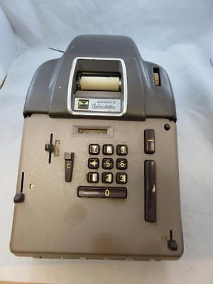 Vintage Victor Automatic Calculator 73 85 54 Electromechanical 1959 1960's