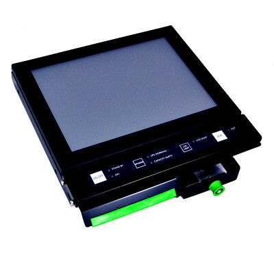 Wincor Nixdorf OP06II LCD Touch Screen Operator Panel 01750201871 Black ATM Part