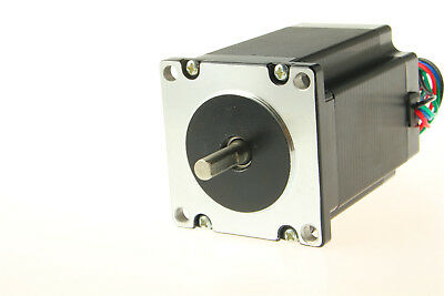 CNC 3D Printer Bipolar Stepper Motor Nema 23 76mm 326oz.in(2.5N.m) 4.4A 4Lead