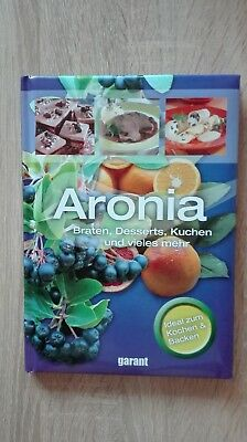 Aronia - ideal zum Kochen & Backen