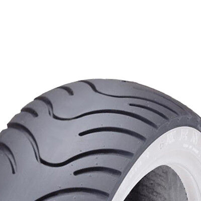 Kenda white wall tyres 120/70-12 k413 4PR 58L TL Scooter Tyres Whitewall