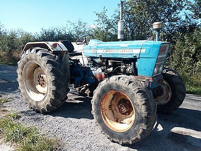 Ford 5000 4WD classic tractor