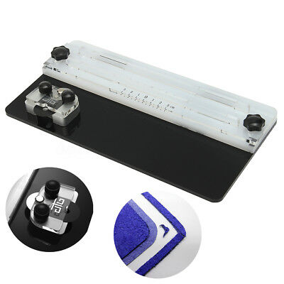 Acrylic Leather Craft Line Strip Trimming Positioning Cutting Cutter Knife Tool