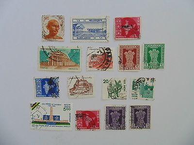 L1784 - Mixed India Stamps