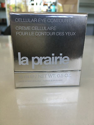 LA PRAIRIE CELLULAR EYE CONTOUR CREAM 15 ml  OVP