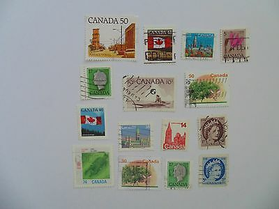 L1788 - Mixed Canada Stamps