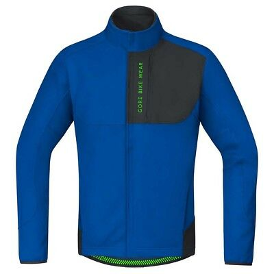 Gore Bike Wear Power Trail Windstopper Thermo Chaquetas cortaviento
