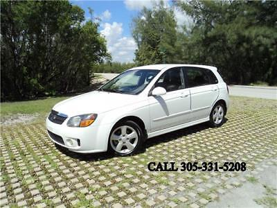 2008 Kia Spectra SX Carfax certified Excellent condition 2008 Kia Spectra SX Carfax certified Excellent condition