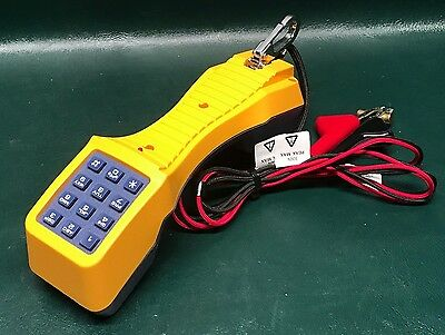 Fluke Networks TS 19 Butt Set Excellent Condition