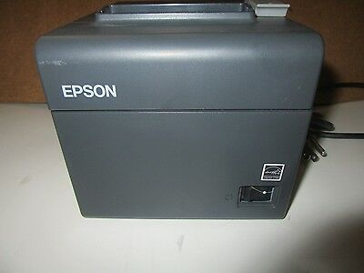 Epson TM-T20 Model M249A POS Receipt Printer With Power Cable