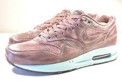 new style 4a659 cf6a2 Ds 2014 Nike Air Max Lunar1 1 Ltr Qs Burnished Leather Pack Mahogany 8 - 12