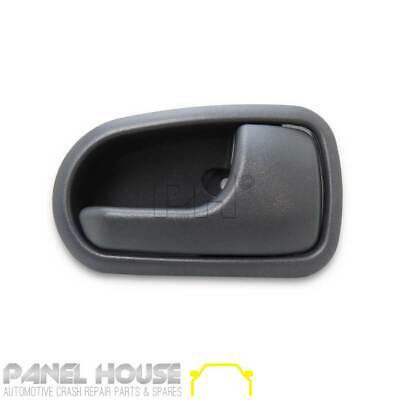NEW Ford Courier PE Series Ute '99-'02 Right RHS Inner Door Handle Grey 2WD 4WD