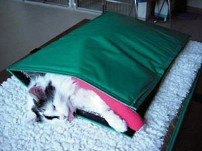 """ThermoBlocker Recovery Bag 30""""x18"""" Cat Dog Pet Rescue Veterinary Closure"""