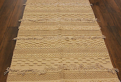 * REDUCED * Boho Cotton    Rug   * 1.5  m  x  0. 9  m *   BRAND NEW