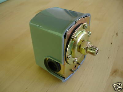30-50PSI Single Phase 240Volt Pressure Pump Switch