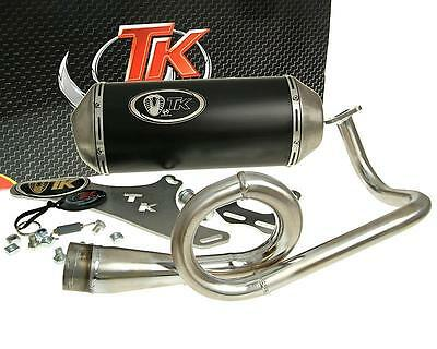 Exhaust Sport Turbo Kit GMax 4T for Kymco Agility 50 Filly Vitality 4T