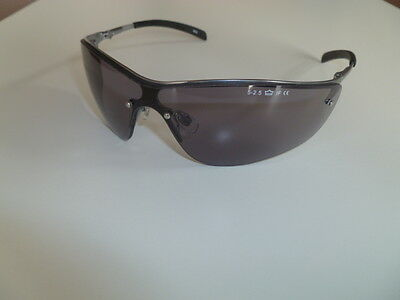Bolle Bnwt Safety Glasses  - Silium - Tinted Lenses