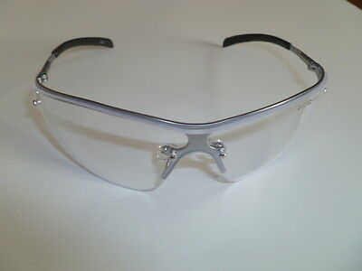 Bolle Bnwt Safety Glasses  - Silium - Clear Lenses