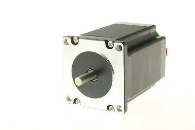CNC 3D Printer Nema 23 76mm Bipolar Stepper Motor 326oz.in(2.5N.m) 4.4A 4Lead