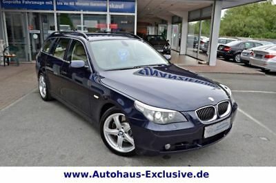 BMW 545i Touring *LPG-GASANLAGE*NAVI*HEAD-UP*LEDER*