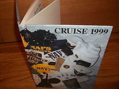 Cruise1998 - 1999 Stripers Military Navy yearbook