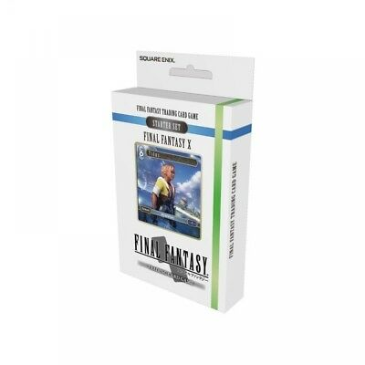 Final Fantasy TCG FF10 Starter Deck Brand New