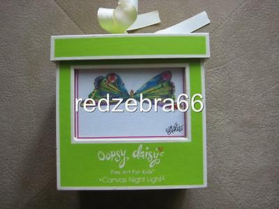 Pottery Barn Kids Eric Carle The Very Hungry Caterpillar Butterfly Nightlight
