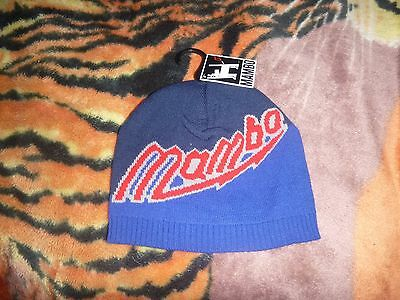 Brand New With Tags Mambo Beanie 10