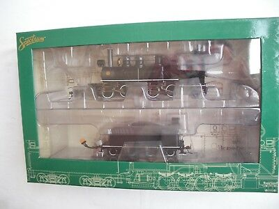 SALE! Spectrum 29002 DCC 2-4-4-2 Articulated, Undecorated, Steam Loco,On30 Scale