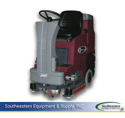 New Minuteman E Ride 26 SPORT Automatic Scrubber