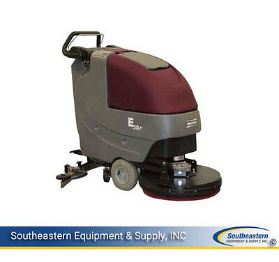 New Minuteman E20 Disk Traction Drive Automatic Scrubber