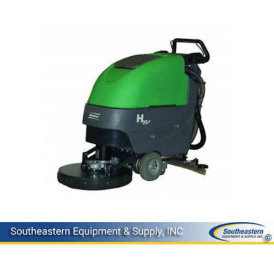 New Minuteman H20 Disk Traction Drive Automatic Scrubber