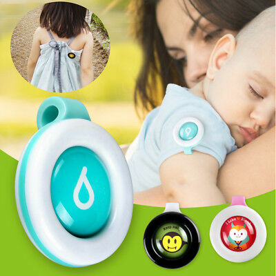 20X Anti Mosquito Bug Buckle Pest Repel Clip Insect Repellent Outdoor Baby Kids