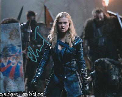 Eliza Taylor The Hundred Autographed Signed 8x10 Photo