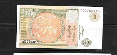 Mongolia #61A 2008 Tugrik Unused Mint Banknote Bill Note Currency Paper Money