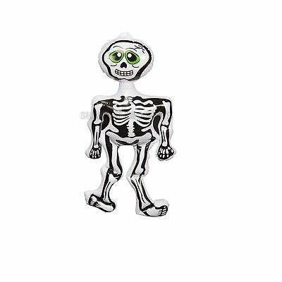 Halloween Inflatable Skeleton Halloween Decoration Party Accessories