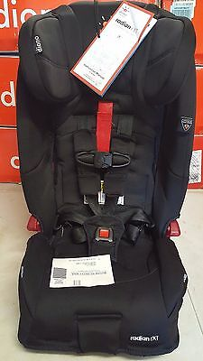 Diono Radian RXT Convertible Booster Car Seat in Midnight - New Design w/ Tags!