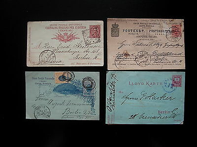 Interessantes Lot GS - ALT-EUROPA 1886-1937 !!! (A367)
