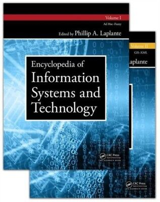 Encyclopedia of Information Systems and Technology - Two Volume S. 9781466560772