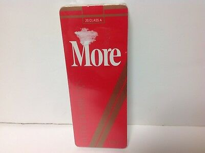 Vintage More Cigarettes Playing Cards ~~ Sealed ~~