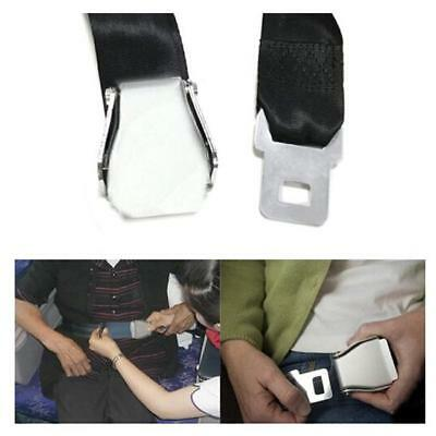 New Adjustable Airplane Seat Belt Extension Extender Airline/Buckle Aircraft CB