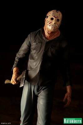 Friday the13TH Part 3 Jason Voorhees  Artfx Statue New in Box
