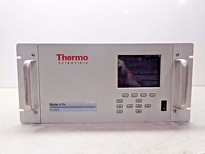 Mo-2166, Thermo Electron 410I-Anpdcb Co2 Analyzer. ~115 V. 50/60 Hz. 275 W. 3 A.