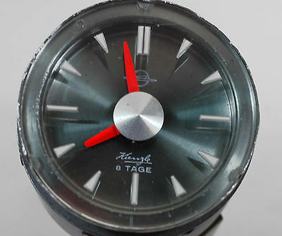 Vintage KIENZLE Car clock for Opel, also used in Mersedes and other German Cars